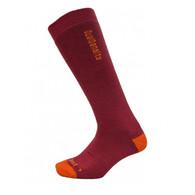 XTM Dual Density Snow Sock Deep Pink