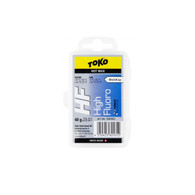 Toko HF Blue Cold High Fluoro Wax 40g