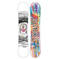 DWD 2018 Geeves Snowboard 162cm