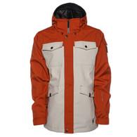 Saga Fatigue Jacket Clay