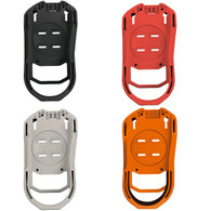Switchback Baseplates - Black - Red - Grey - Orange