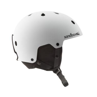 Sandbox Legend Snow Helmet White
