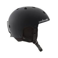 Sandbox Legend Snow Helmet Black