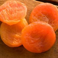 SlipPits Whole Apricots (8 lbs. Bulk)