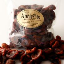 Unsulphured  Blenheim Apricots    (8 lbs. Bulk)