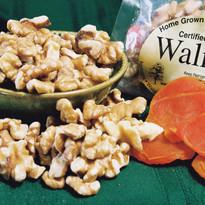 2017-2018   Walnuts (8 lbs. Bulk) Naturally Grown