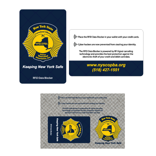 Rfid Security Card Nyscopba Online Store