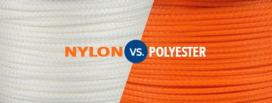 What is the Difference Between Nylon & Polyester Rope?