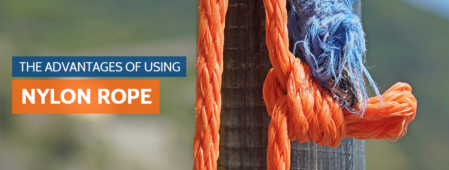The Advantages of Using Nylon Rope