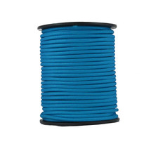 "1/4"" Polyester Bungee Shock Cord Blue"