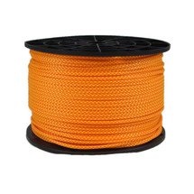 "1/8"" Polyester Rope Neon Checkered"