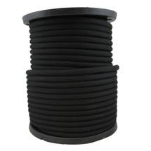 """5/8"""" Polypropylene Bungee Black"""