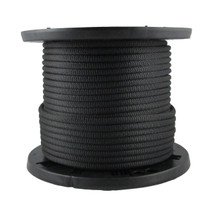 "3/8"" Neobraid Polyester Rope Black"