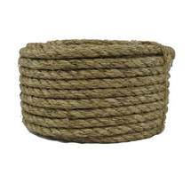 "1/2"" Twisted Manila Rope x 100 ft"
