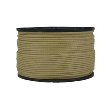 "1/8"" Beige Polyester Rope"