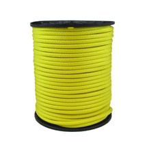 "1/4"" Kevlar Rope with Polyester Jacket Yellow"