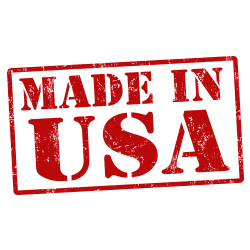 100% American-made