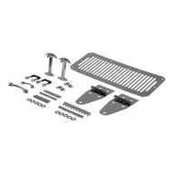 '76-'95 CJ/YJ Stainless Hood Set