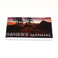 1997 TJ Factory Owners Manual