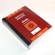 1997 TJ Service Manual