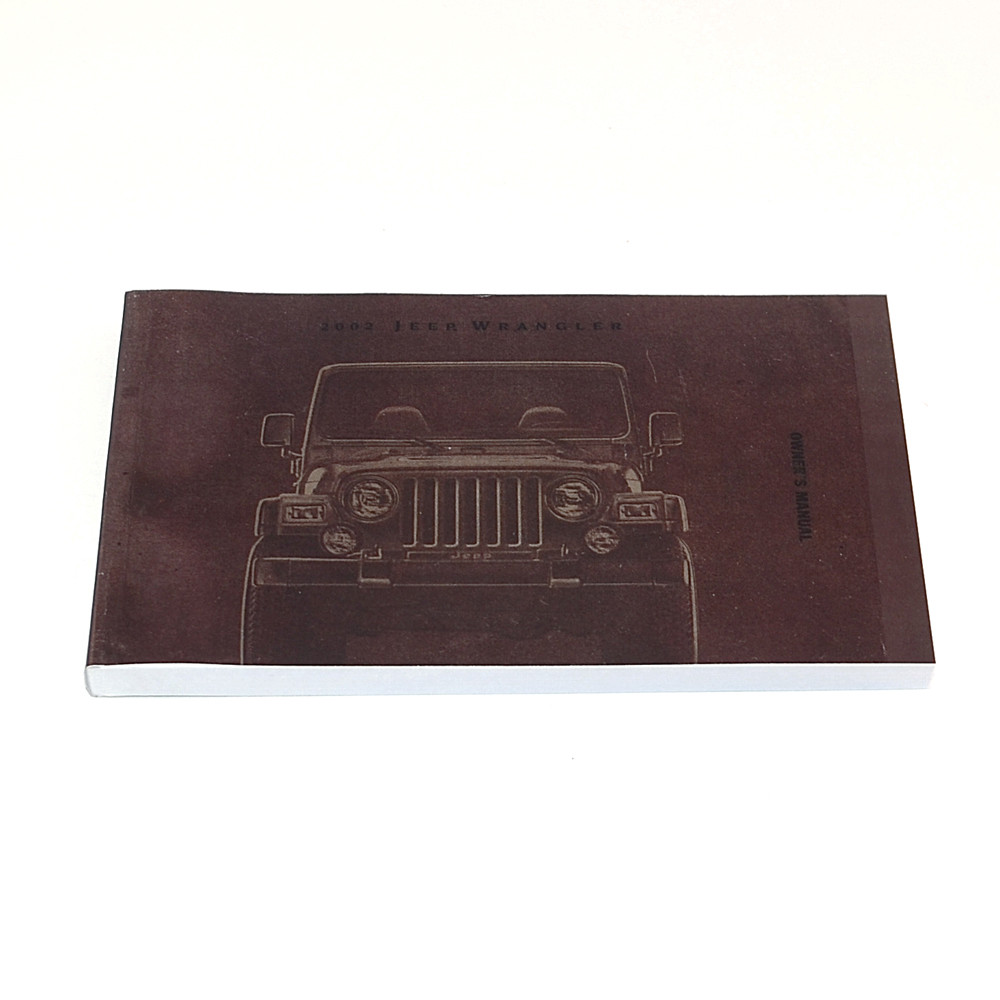2002 tj factory owners manual cbjeep rh collinsbrosjeep com 1998 Jeep TJ Inside 1998 Jeep TJ Inside