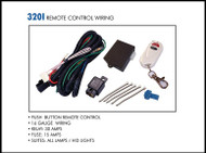 Remote Control Light Wiring Kit