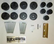 """'76-'86 CJ BLKMTN 2"""" Body Lift Kit"""