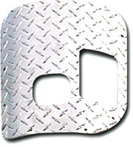 '80-'86 CJ Diamond Plate Shifter Cover