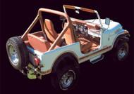 '80-'84 Jeep CJ Laredo Decal Kit