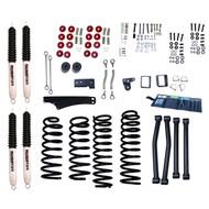 """JK BLKMTN 5"""" Suspension Lift Kit"""