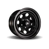 '07-Current JK Black Steel Rock Wheel