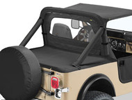 '80-'91 CJ7/YJ Duster Deck Cover w/Supertop