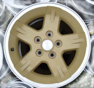 Jeep Wrangler Golden Eagle Ravine Wheel