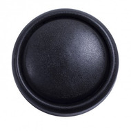 '76-'95 CJ/YJ Replacement Horn Button (BLACK)