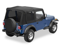 '88-'95 YJ Replace-a-Top w/upper door skins & tinted windows