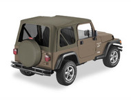 '03-'06 TJ Replace-a-Top w/tinted windows & w/o upper door skins