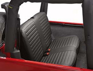 '97-'02 TJ Rear Bench Seat Cover