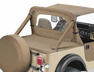'87-'90 YJ Sport Bar Covers