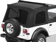'76-'95 CJ7/YJ Tinted Window Kit for Sunrider