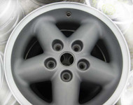 Jeep Wrangler Grizzly Wheel - Dark Gray