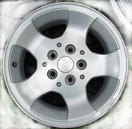 Jeep Wrangler Canyon Wheel