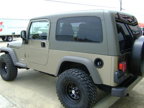 04 06 Wrangler Lj Unlimited Collins Bros Jeep