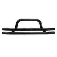 '07-Current JK Black Front Dual Tube Bumper