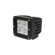 """BLKMTN 3""""x3"""" Square LED Spot Light"""