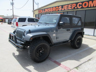 SOLD  2014 Black Mountain Conversions 2DR Jeep Wrangler Stock# 314415