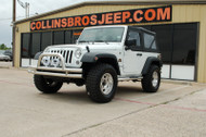 SOLD  2014 Black Mountain Conversions 2DR Jeep Wrangler Stock# 314419