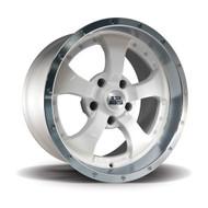 """Two-Tone Dual 17x9"""" Wheel"""