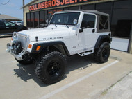 SOLD  2004 Jeep TJ Wrangler Rubicon Edition Stock# 761714