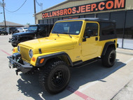 SOLD 2004 Wranglet LJ Unlimited Stock# 760096