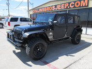 SOLD 2014 Black Mountain Conversions Unlimited Jeep Wrangler Stock# 248119